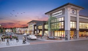 Retail and restaurant spaces are part of Carpionato Group's proposal for the Newport Grand property.